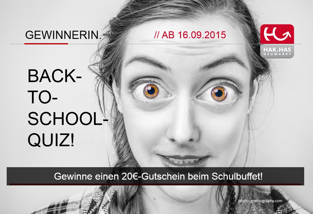Back to school 2015/16--Bild-Nr. 1