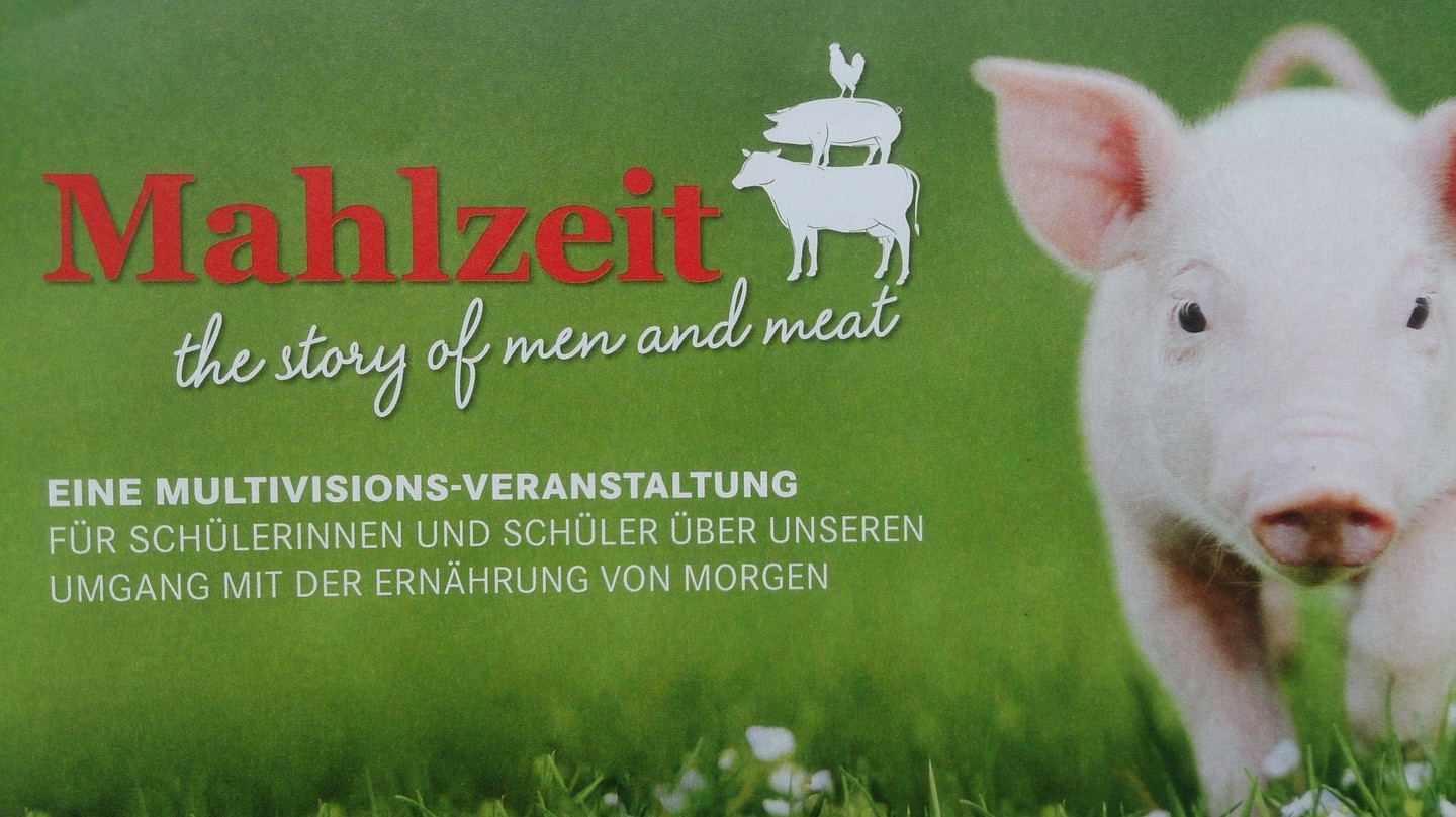 """Mahlzeit – the story of men and meat""--Bild-Nr. 2"