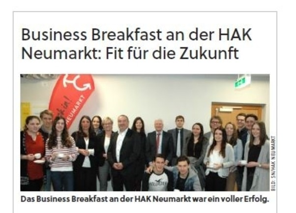 Business Breakfast--Bild-Nr. 3
