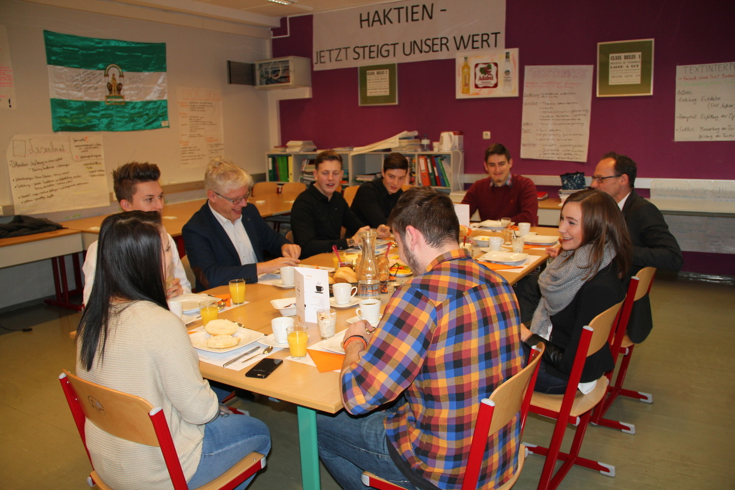 Business Breakfast--Bild-Nr. 2