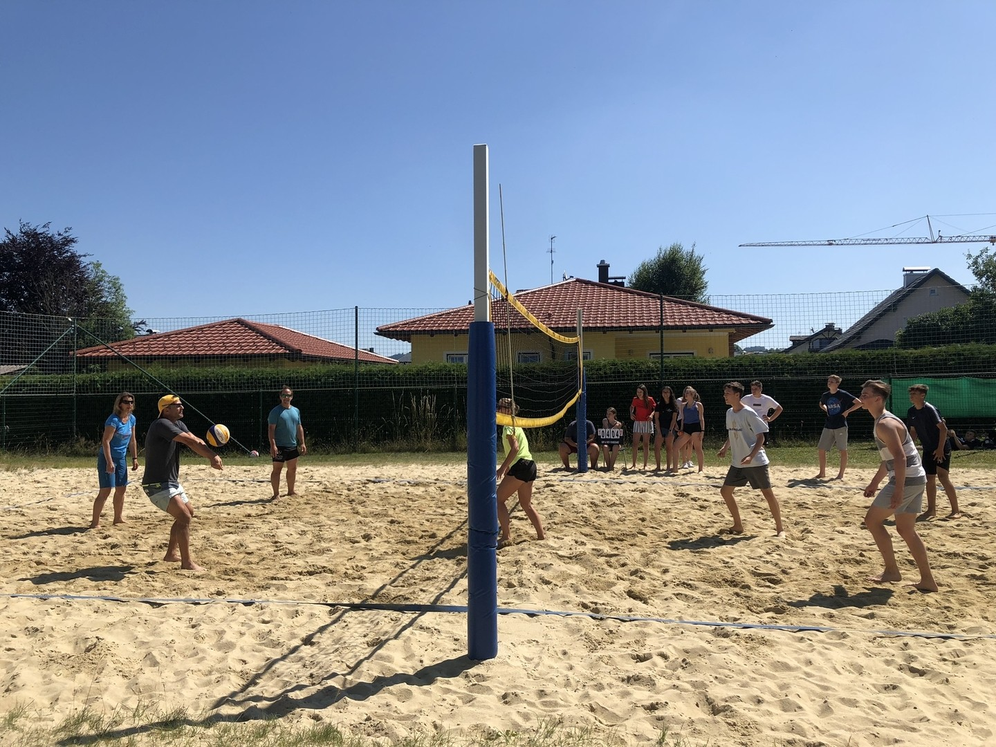 Beachvolleyball Turnier--Bild-Nr. 2