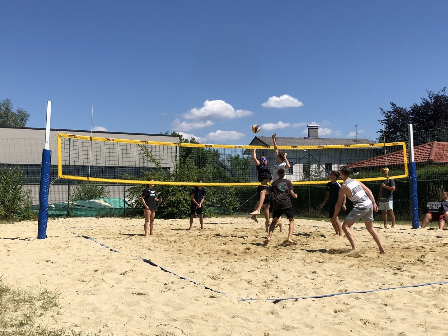 Beachvolleyball Turnier--Bild-Nr. 4