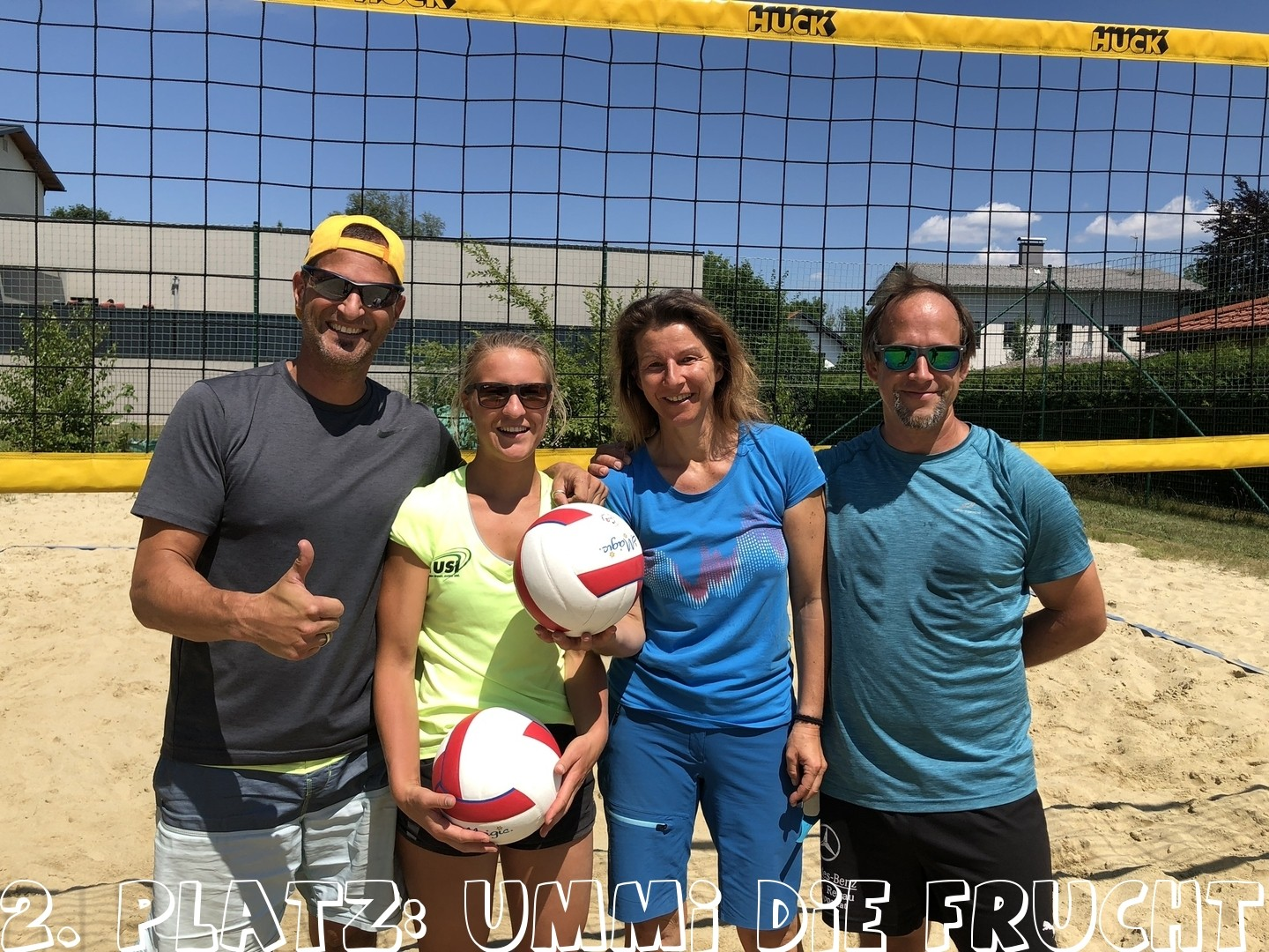 Beachvolleyball Turnier--Bild-Nr. 6